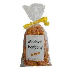 Medové bonbony 100g