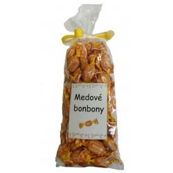 Medové bonbony 200g