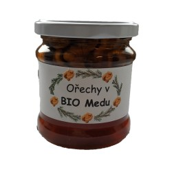 Vlašské ořechy v BIO Medu 250g