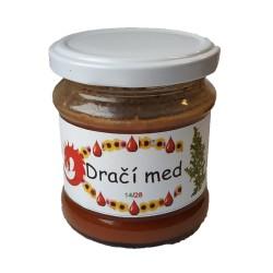 Med s pelyňkem - dračí med 200 g