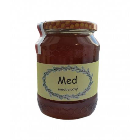 Med medovnicový 1000g