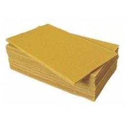 Výroba mezistěn z vlastního vosku